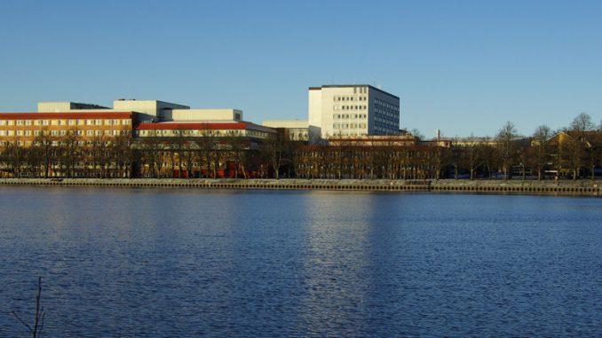 Centrallasarettet Växjö