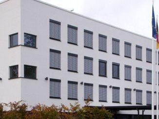 Die Deutsche Botschaft in Stockholm