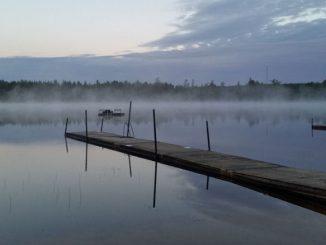 Der Kuppersjön in Schweden.