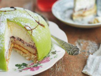 Die Prinsesstårta ist die beliebteste Torte Schwedens