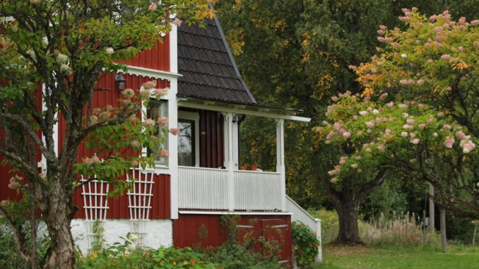 Herbst in Südschweden
