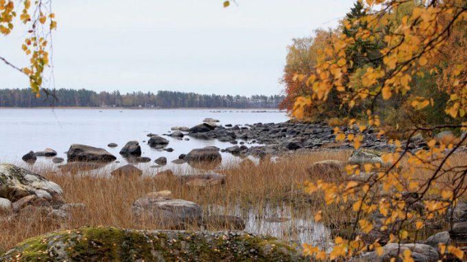 Der Nationalpark Åsnen