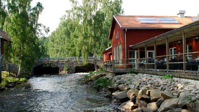 Korrö ist ein historischer Ort im schwedischen Småland.