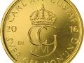 Das neue schwedische 5-Kronen-Stück