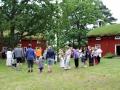 Midsommarfest in Schweden (Sommer 2017)
