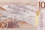 Der neue schwedische 1000-Kronen-Schein